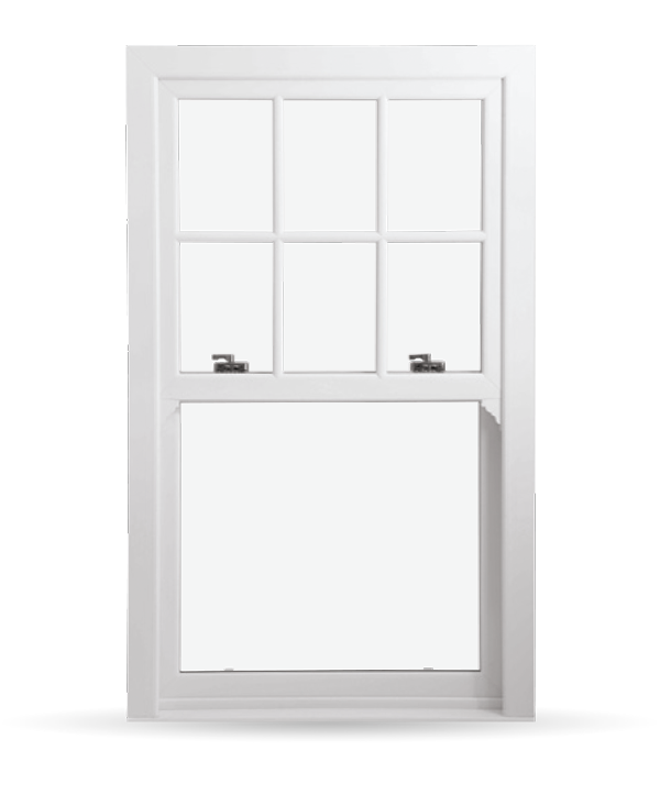 Charisma Rose - uPVC Sliding Sash Windows