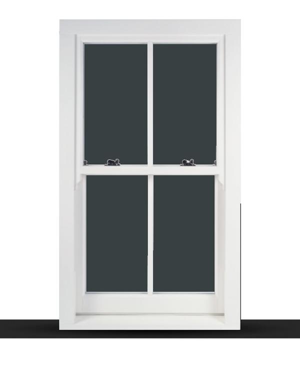 Ultimate Rose - uPVC Sliding Sash Windows