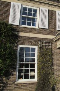 Large uPVC sash windows made to order