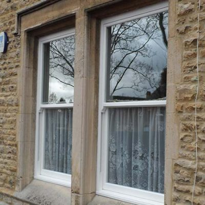 Ultimate Rose - upvc sash conservation windows