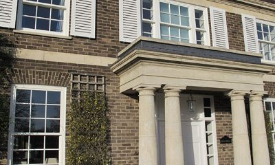 White Heritage Sash Windows