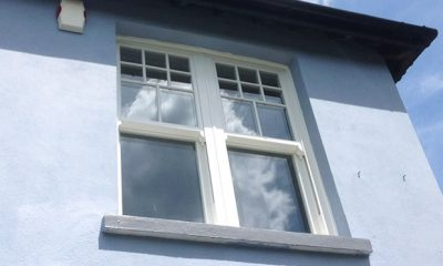 Traditional uPVC Sash Windows