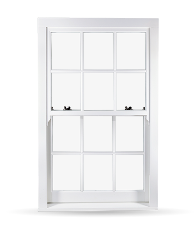 Georgian Sash Windows - Ultimate Rose