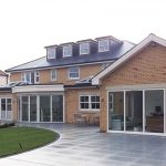 Residential New Build Sash Windows