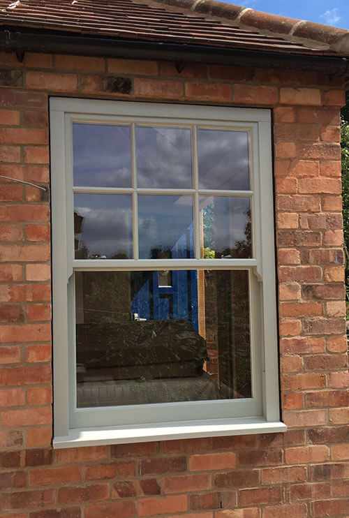 Gallery Authentic Upvc Sash Windows Rose Collection