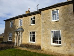 Ultimate rose sliding sash windows